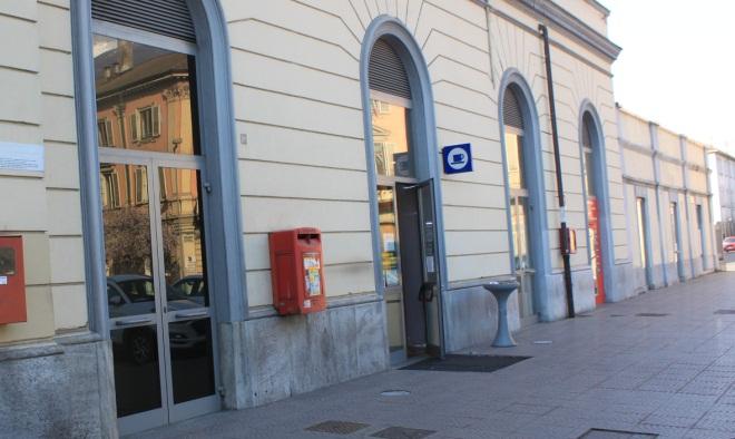 Bar della stazione di Aosta