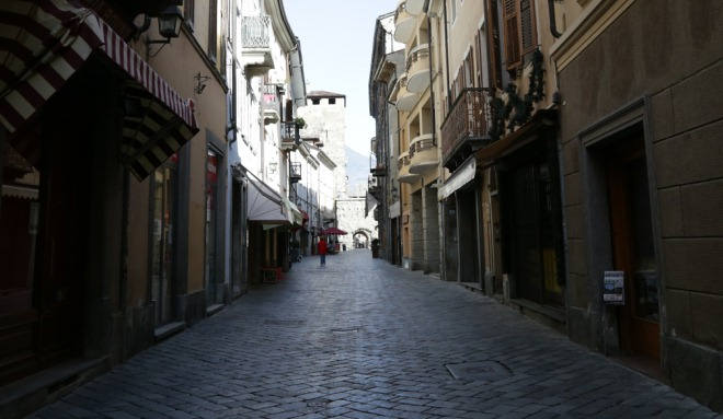 Centro di Aosta