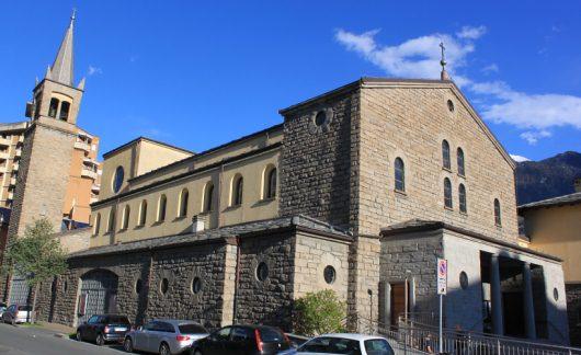 Chiesa Immacolata Aosta