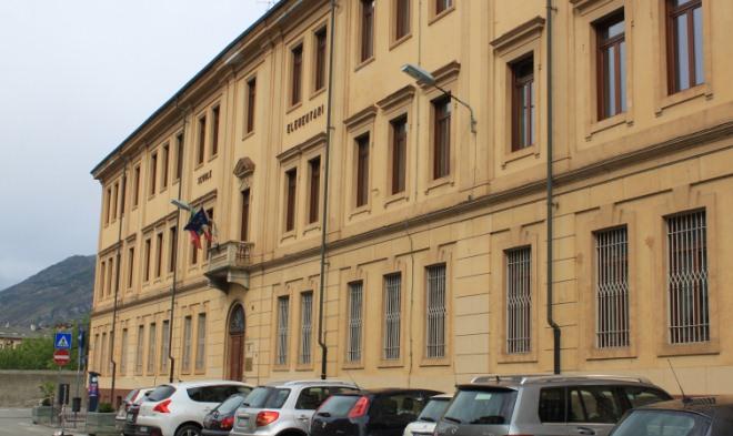 scuole San Francesco di Aosta