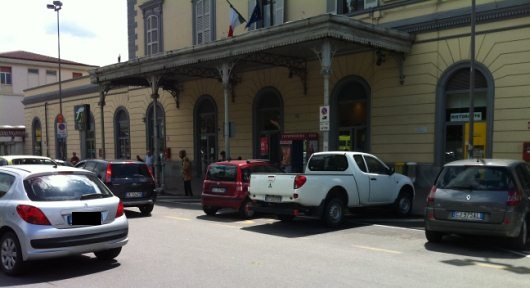 stazione ferroviaria di Aosta