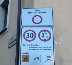 Ztl di Aosta