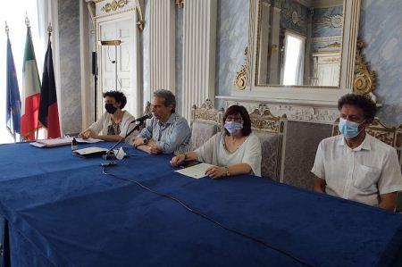Conferenza stampa di Anziani Attivi