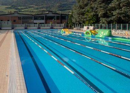 piscina scoperta