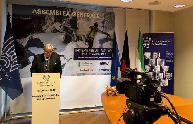 65a Assemblea Confindustria Valle d'Aosta