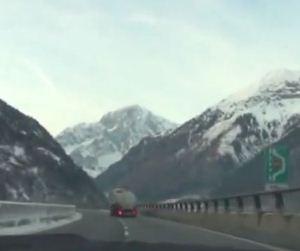 autostrada RAV