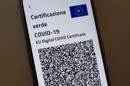 certificazione verde Covid
