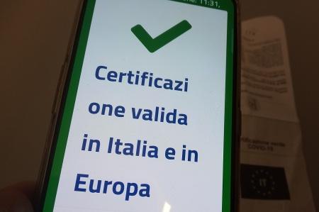 Certificazione Verde