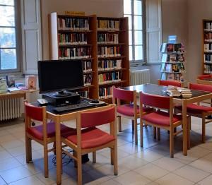 Biblioteca di Châtillon