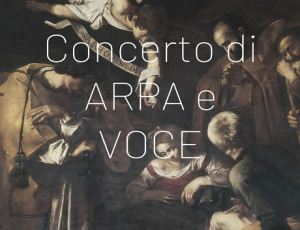 Concerto Arpa e Voce