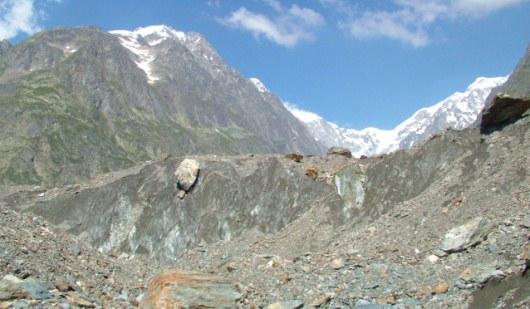 ghiacciaio Miage