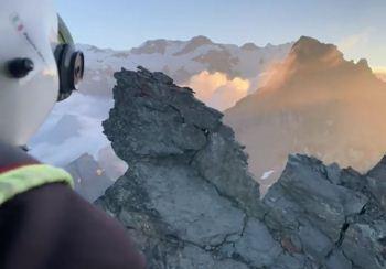 intervento soccorso alpino valdostano