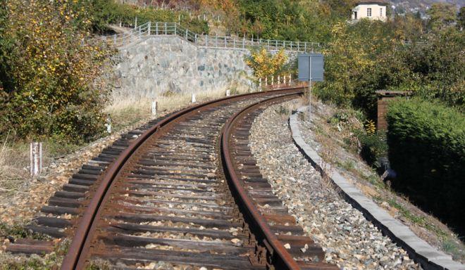 Ferrovia Aosta - Pré-Saint-Didier