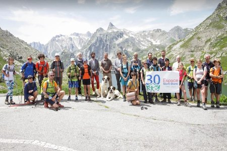 30 ans Espace Mont Blanc