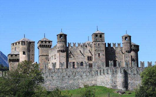 castello di Fénis
