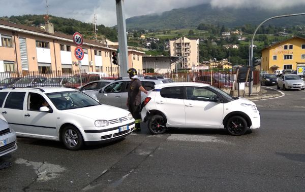 Incidente statale 26