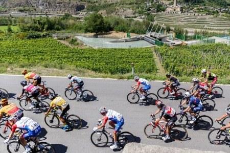 Giro della Valle d'Aosta