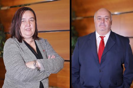 Erika Guichardaz e Paolo Cretier