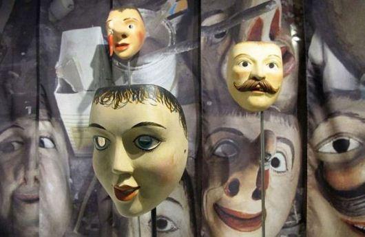 maschere-lignee