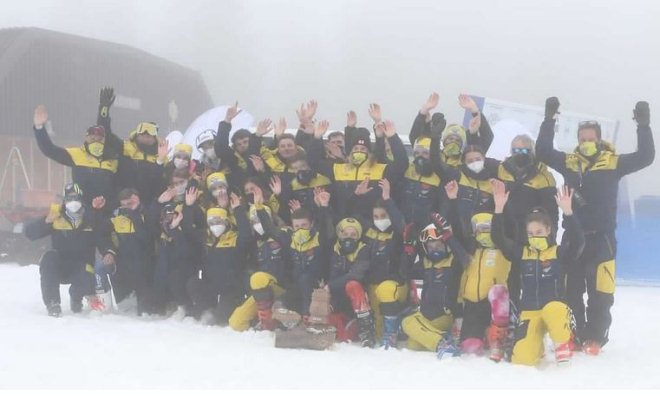 Ski Club Challange al Gardena vincitore al Memorial Fosson 2011