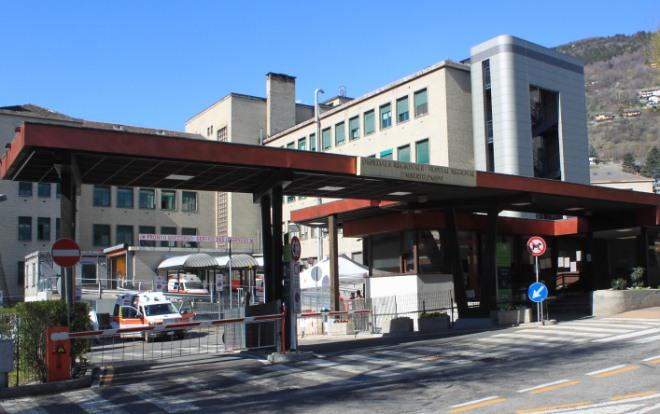 Ospedale regionale U. Parini