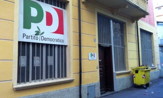 sede del Partito Democratico di Aosta