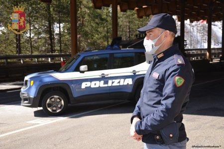polizia di Aosta