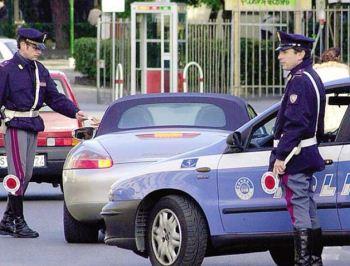 polizia stradale (archivio)