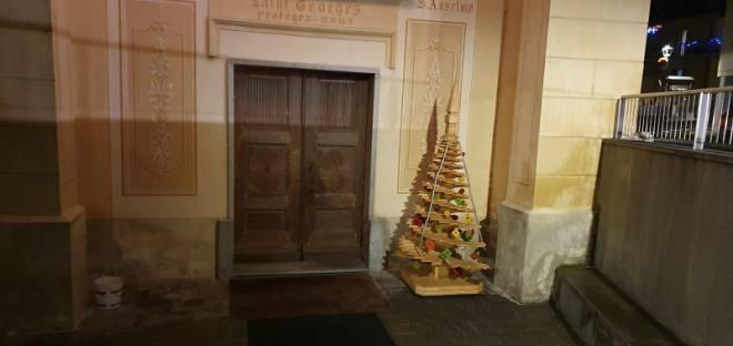 Natale nelle frazioni di Pollein
