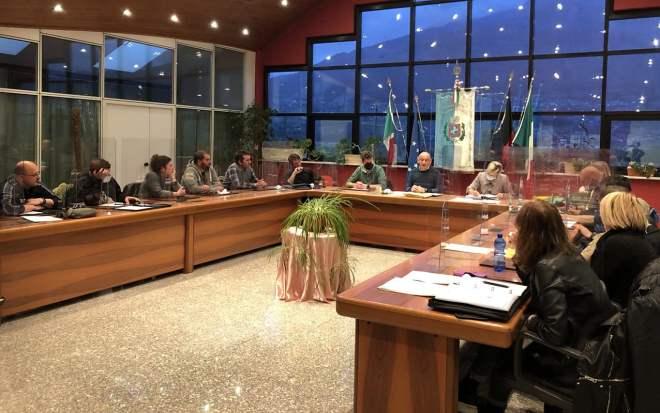 consiglio comunale di Pollein