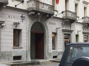 Municipio di Pont-Saint-Martin