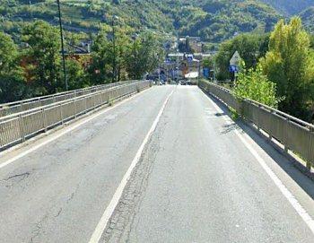 Ponte di Pont Suaz
