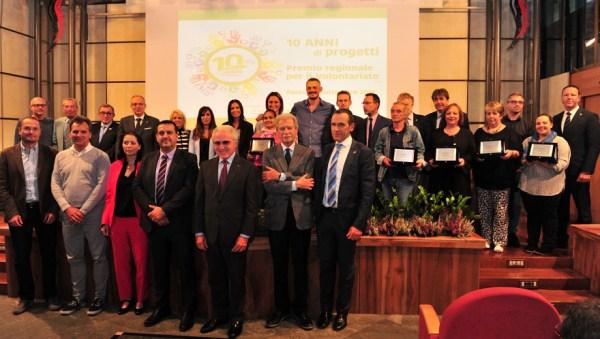 Premio per il volontariato 2019