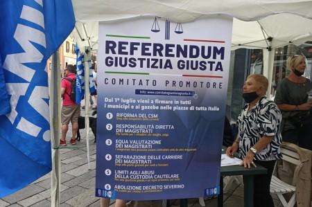Referendum sulla giustizia