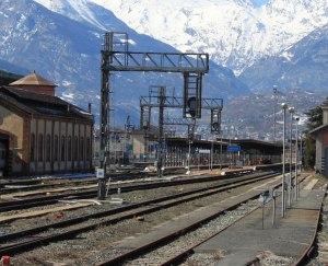 stazione di Aosta