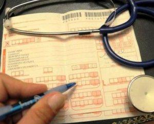 ricetta sanitaria