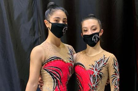 Sofia Righi e Alessia Toscano
