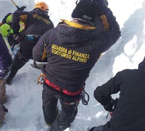 soccorso alpino Sagf