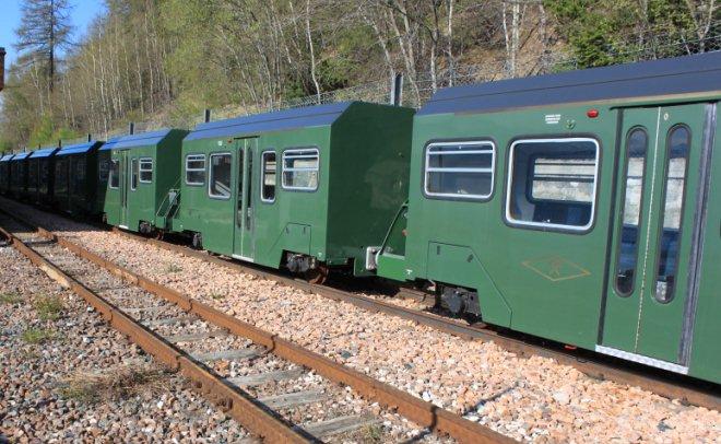 l'ex tramvia Pila - Cogne