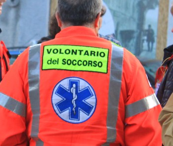 volontari del soccorso