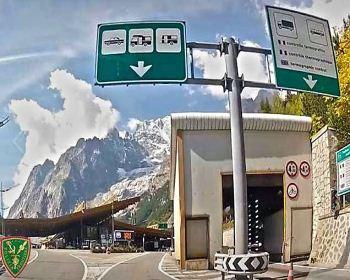 traforo Monte Bianco