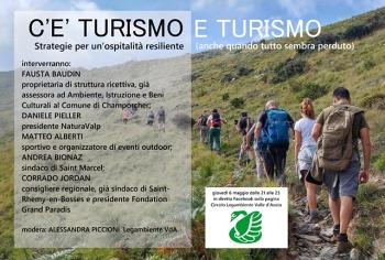 C'è turismo e turismo