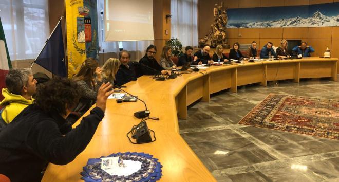 Consiglio comunale Valtournenche