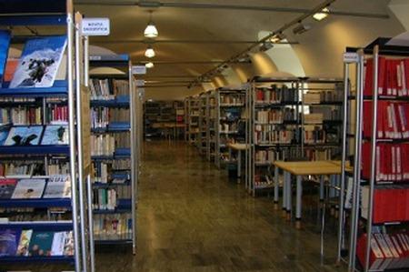 Biblioteca di Verrès