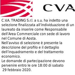 CVA Annuncio