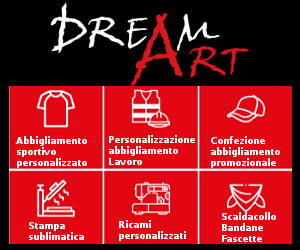 Dreamart Abbigliamento Sportivo