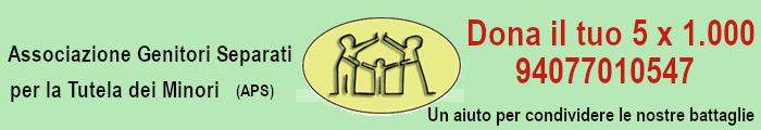 associazione Genitori Separati
