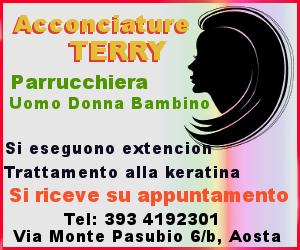 Parrucchiera Terry - Uomo, donna e bambino