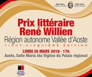 Prix René Willien 2019