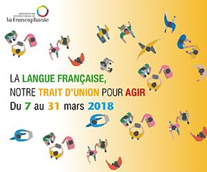 Journées Francophonie 2018